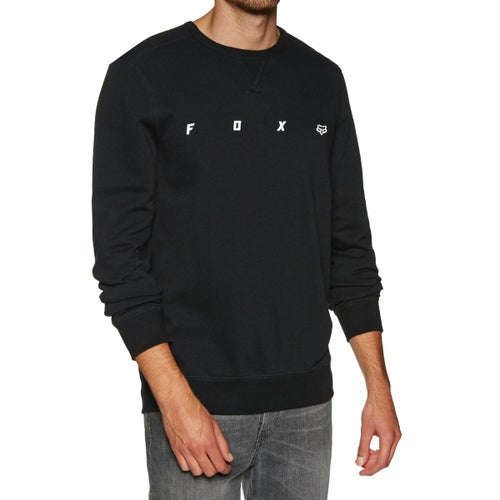 Fox Racing Maxis Crew Sweater - Blk