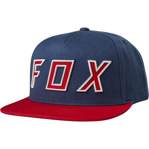 Fox Racing Posessed Snapback Cap - Navy
