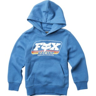 Fox Racing Youth Throwback Pullover Hoody - Dust Blue