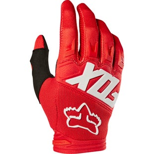 Fox Racing Dirtpaw Bike Gloves - Rd