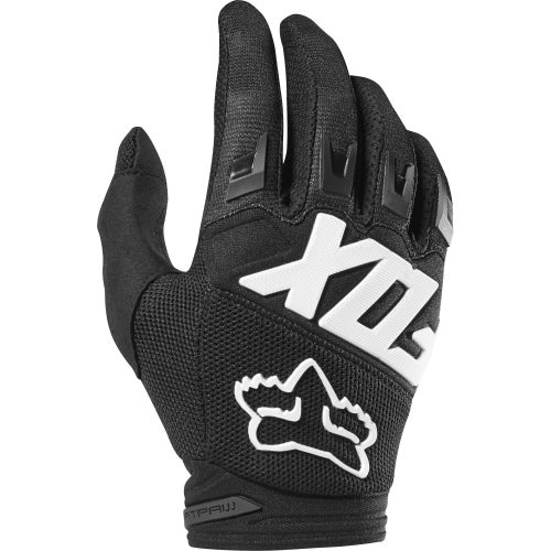 Fox Racing Dirtpaw , Sykkelhansker - Blk