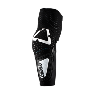 Leatt JUNIOR 3DF Hybrid MX Boys Elbow Protection - Black White