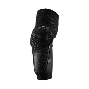 Leatt 3DF Hybrid MX Motocross and Enduro Elbow Protection - Black
