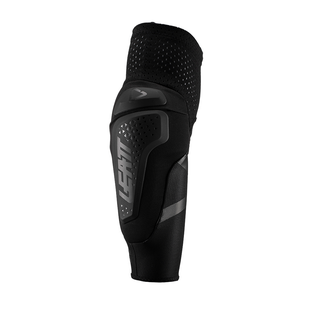 Leatt 3DF 6.0 MX Motocross and Enduro Elbow Protection - Black