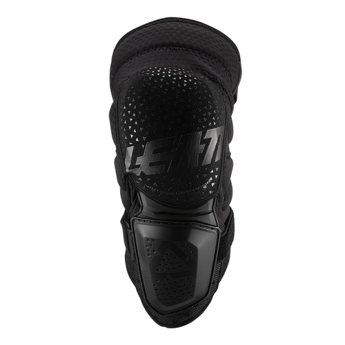Leatt 3DF Hybrid MX Motocross and Enduro Knee Protection - Black