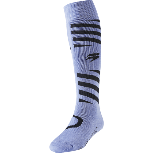 Shift Whit3 Label Enduro MX Boot Socks - Purple