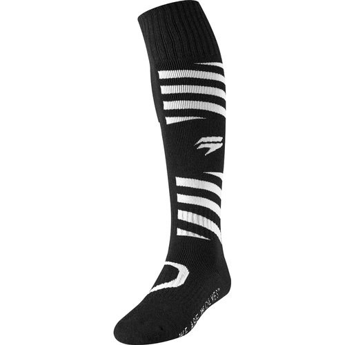 Shift Whit3 Label Enduro MX Boot Socks - Black