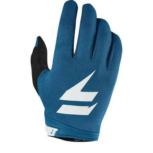 Shift Whit3 Label Air Enduro Motocross Gloves - Blue