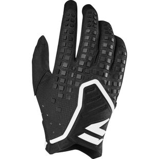 Shift 3Lack Label Pro Enduro Motocross Gloves - Black