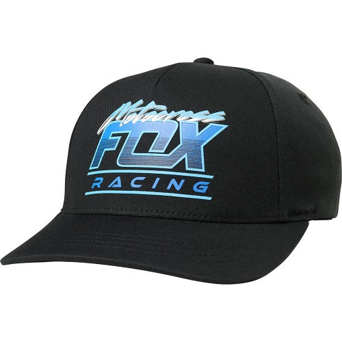 Fox Racing Jetskee Boys Cap - Black Blue
