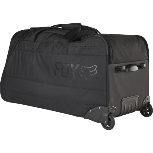 Fox Racing Shuttle Roller Gear Bag - Black