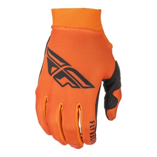 Fly Pro Lite Gloves Motocross Gloves - Orange Black