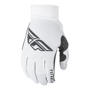 Fly Pro Lite Gloves MX Glove - White