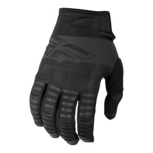 Fly Kinetic Shield Gloves Motocross Gloves - Black