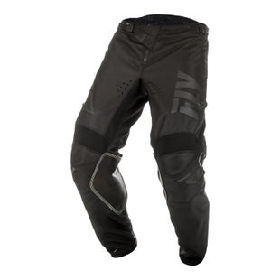 Fly Kinetic Shield Pants MX Kalhoty - Black
