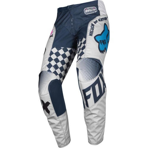 Fox Racing 180 Czar Enduro and Motocross Pants - Light Grey