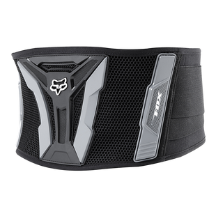 Fox Racing Turbo Youth Motocross Belt Youth Kidney Protection - Black