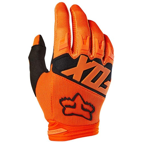 Fox Racing Dirtpaw Enduro Motocross Gloves - Orange