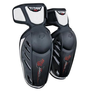 Fox Racing Titan Race Elbow Protection - Black