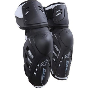Fox Racing Titan Pro Elbow Protection - Black