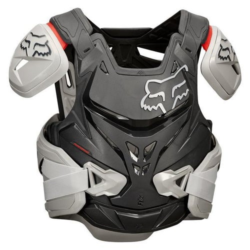 Fox Racing Airframe Pro Jacket Roost Deflectors - Grey