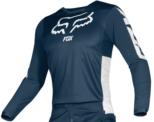 Fox Racing Legion Enduro Lt Enduro Jersey - Navy
