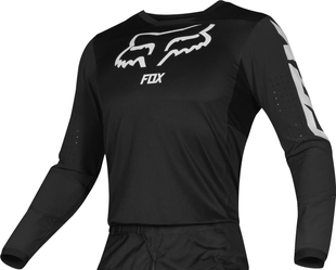 Fox Racing Legion Enduro Lt Motocross Jerseys - Black