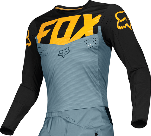 Fox Racing Legion Enduro Lt Enduro Jersey - Light Slate