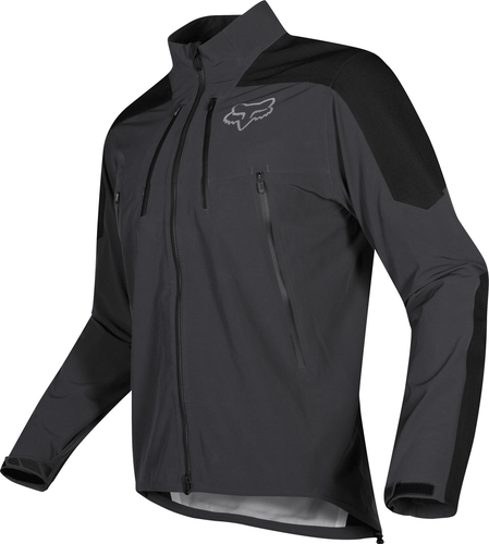 Fox Racing Legion Downpour Enduro Jacket - Charcoal