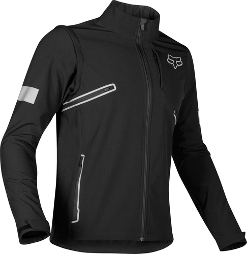 Fox Racing Legion Softshell Enduro Jacket - Black