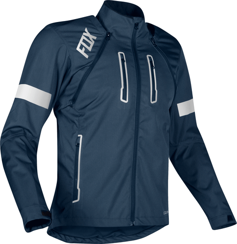 Fox Racing Legion Enduro Jacket - Navy