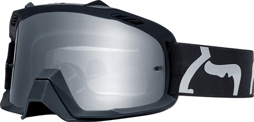 Fox Racing Air Space Sand Motocross Goggles - Black