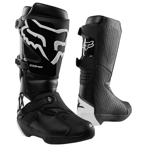 Fox Racing Comp Motocross Boots - Black