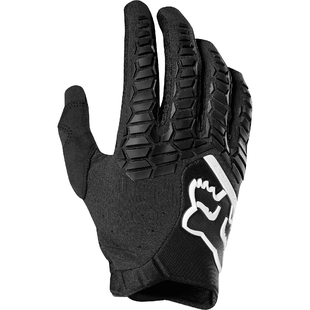 Fox Racing Pawtector Motocross Enduro Motocross Gloves - Black White