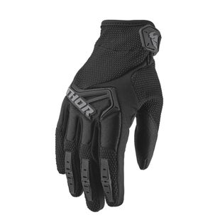 Thor Spectrum MX Motocross and Enduro Motocross Gloves - Black