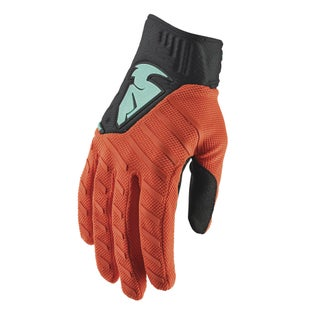 Thor Rebound MX Motocross and Enduro Motocross Gloves - Red Black