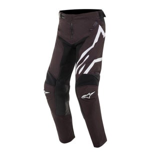 Calzones de MX Alpinestars Youth Racer Graphite - Black Anthracite