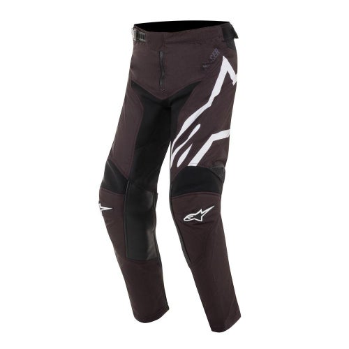 Alpinestars Youth Racer Graphite Motocross Pants - Black Anthracite