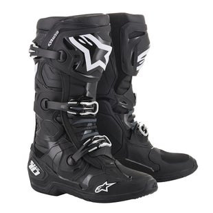 Botas MX Alpinestars Tech 10 - Black