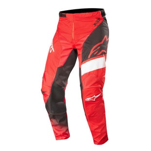 Calzones de MX Alpinestars Racer Supermatic - Red Black White