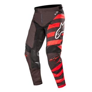 Calzones de MX Alpinestars Racer Braap - Black Red White