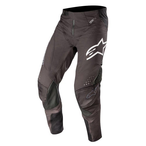 Alpinestars Techstar Graphite Motocross Pants - Black Anthracite