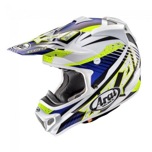 Arai MXV Slash Motocross Helmet - Blue