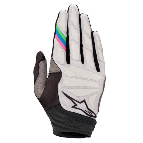 Alpinestars Aviator , MX Glove - Cool Gray Black