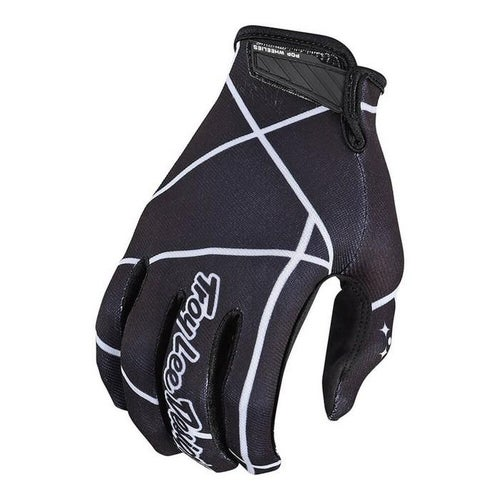 Troy Lee GP Air 181Metric Motocross Gloves - Black