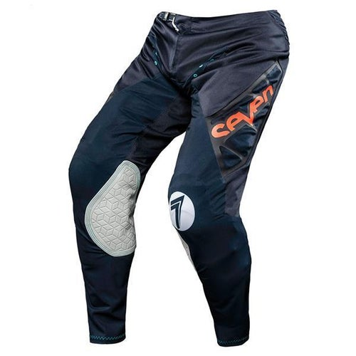 Seven 182 Zero Neo Motocross Pants - Navy Orange