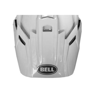 Bell 9 Adventure Peak MX Helmvizier - Solid White
