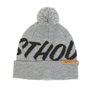 Fasthouse Fastball Beanie - Heather Grey