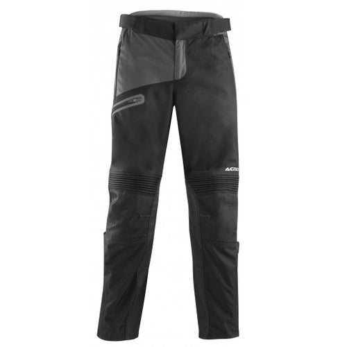Acerbis Enduro One Baggy Pants Enduro Pants - Black Grey