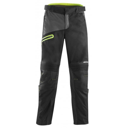 Acerbis Enduro One Baggy Pants Enduro Pants - Black Yellow